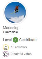 Mario review CDP TripAdvisor